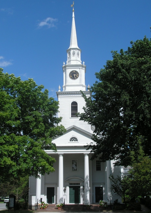 First Church Longmeadow