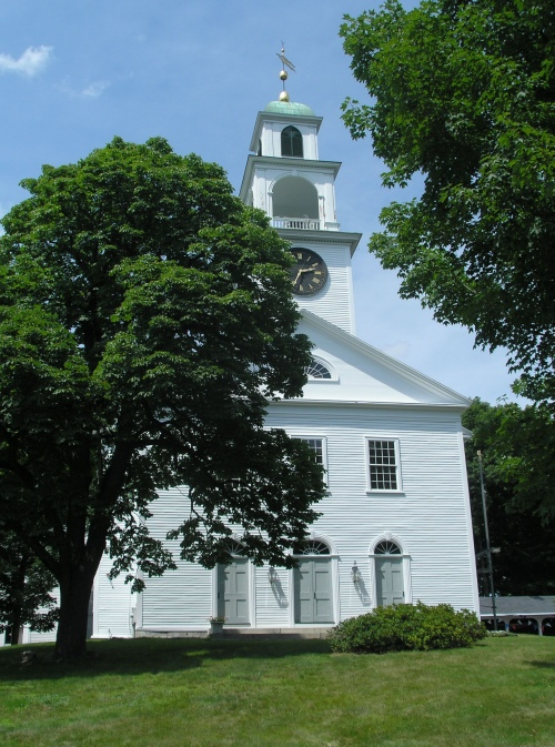 First Parish Church in Sudbury