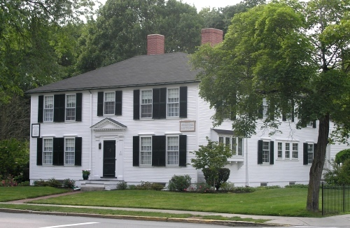 Jonathan Harrington House