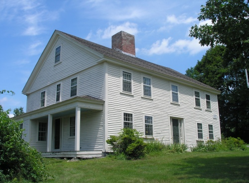 Peter Rice Homestead