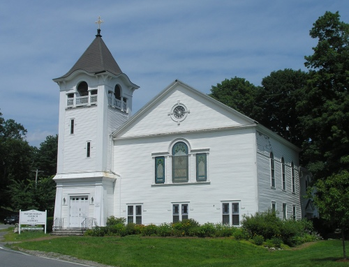 Presbyterian Church in Sudbury