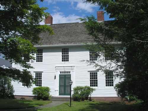 Storrs House