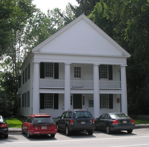 Old Wayland Town Hall
