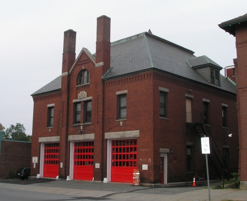 Old central fire station waltham 1887 historic for Classic house of pizza marlborough ma