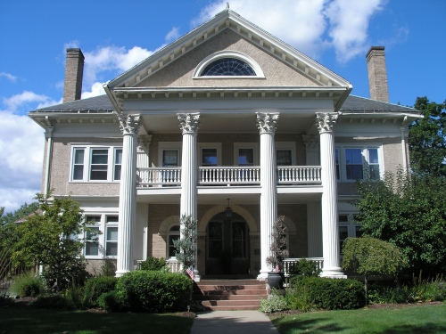 Neoclassical Revival Architecture Images