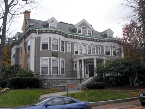 Ransom f taylor house 1907 historic buildings of for Classic house of pizza marlborough ma