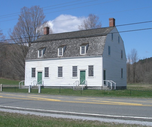 The Meetinghouse, Hancock Shaker Village