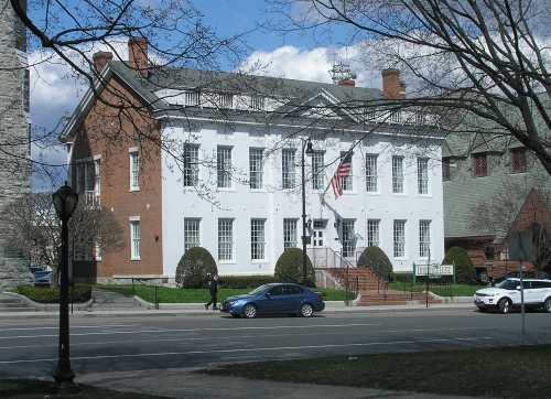 Old Town Hall, Pittsfield