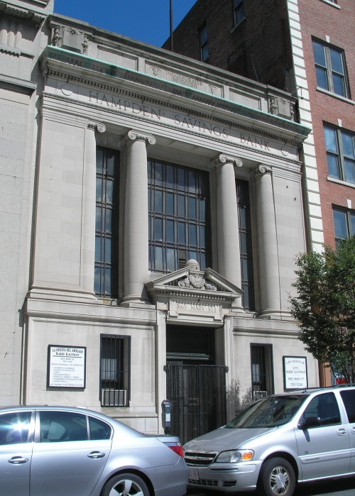 Hampden Savings Bank (1918)