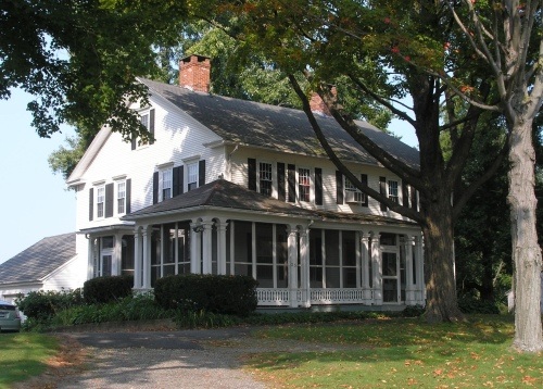 Daniel Dickinson House
