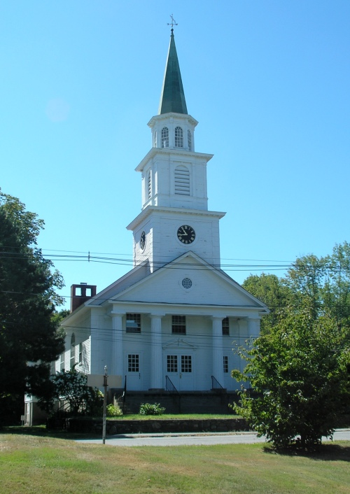 First Congregational Church of Boylston