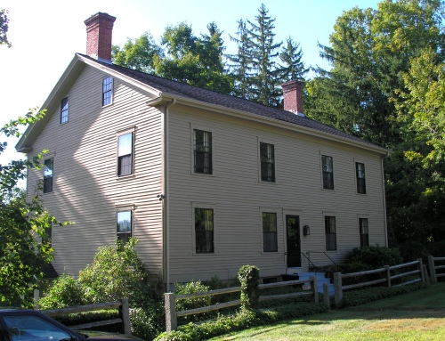 Shaker Second House