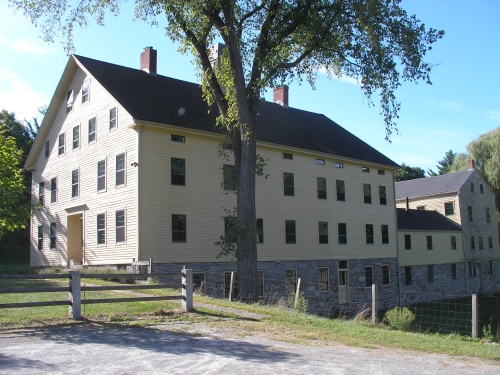 Harvard Shaker South Family Dwelling House