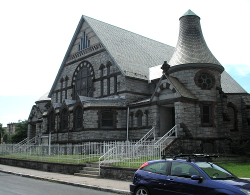 Former First Presbyterian Church