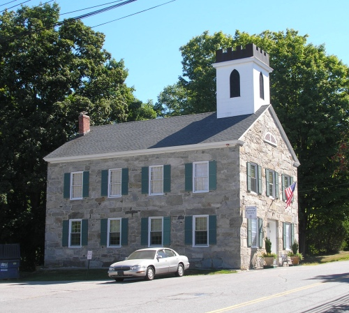 Town Hall, Boylston