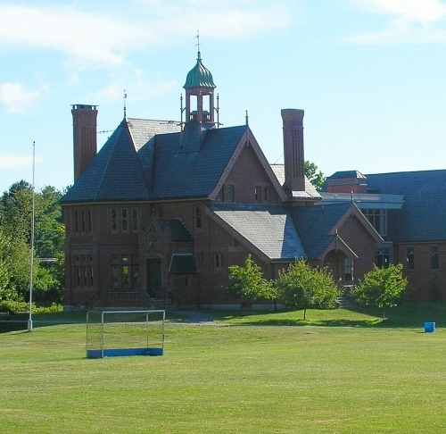 Old Bromfield School