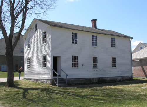 Hired Men's Shop, Hancock Shaker Village