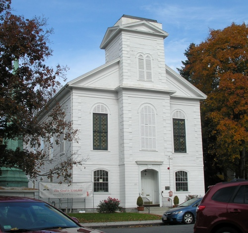 First Unitarian Church of Clinton