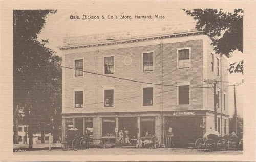 Gale and Dickinson Store