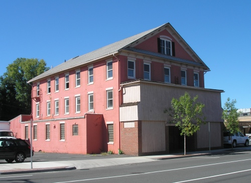 Foster House Hotel
