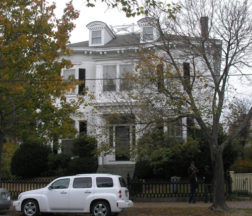 Emery S. Johnson House