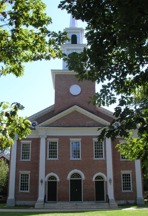 First Congregational Church of Stockbridge