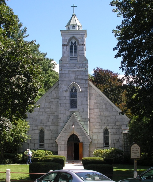 St. Joseph's Church, Stockbridge