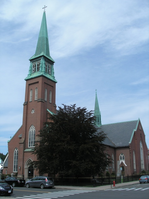 St. Jerome Roman Catholic Church, Holyoke