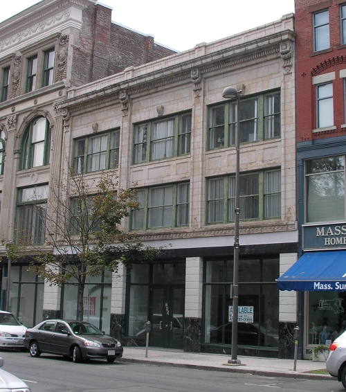 Woolworths Building, Holyoke