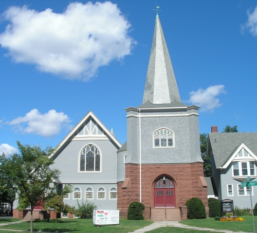 First Park Memorial Baptist Church