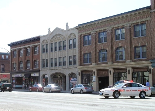 Haynes-designed Buildings in Pittsfield