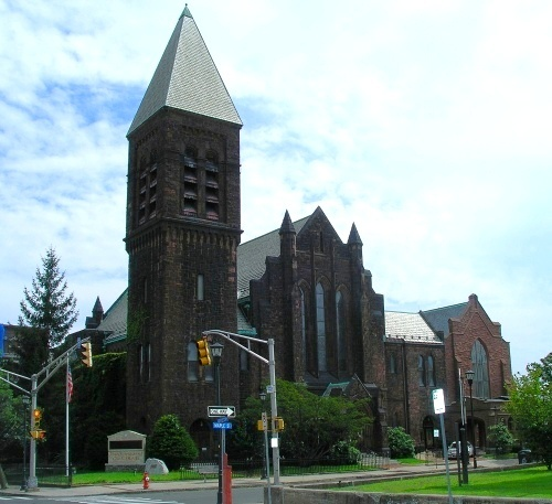 United Congregational Church, Holyoke